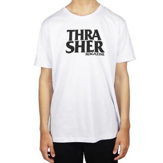 Camiseta Thrasher Skateboard Preta Anti-Logo