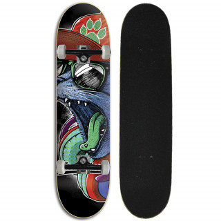 Skate completo Street Iniciante First Class - Cat
