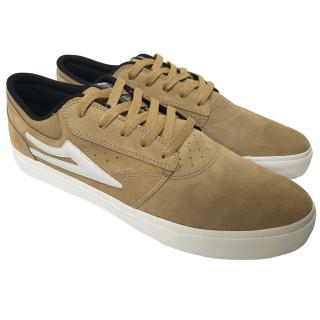 Tênis de Skate Importado Lakai shoes - Griffin Tabacco White