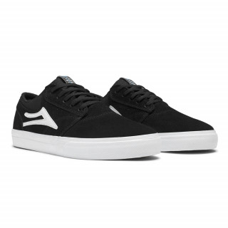 Tênis Importado Lakai shoes - Griffin Suede Black white