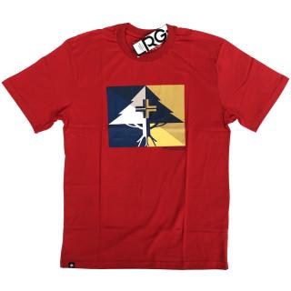 Camiseta LRG - Shaded Red - M