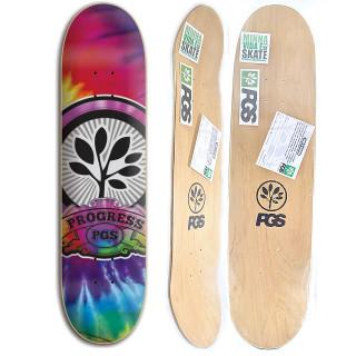 Shape de skate Profissional PGS TAIDAI 8.0 + lixa gratis