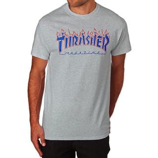 Camiseta Importada Thrasher Magazine Skate Patriot