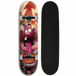 Skate completo Street Iniciante First Class - Titio