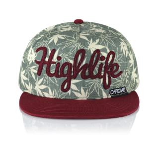 Boné Official SnapBack High Life - verde